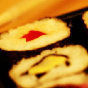 Sushi....