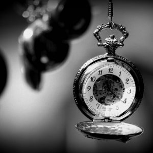 The time don´t wait