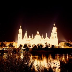The Basilica-Cathedral of Our Lady of the Pilar