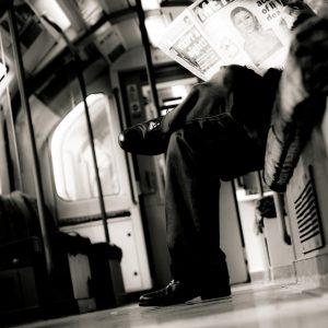 Metro in the tube