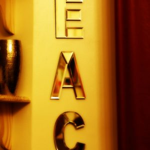 P.E.A.C.E