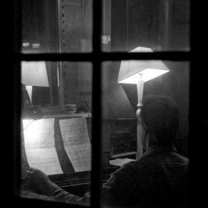 Silence, playing