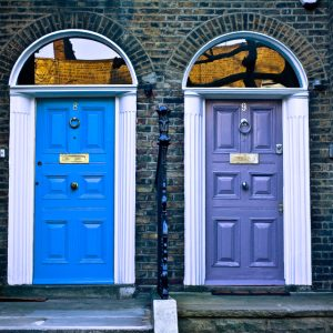 Blue or Violet