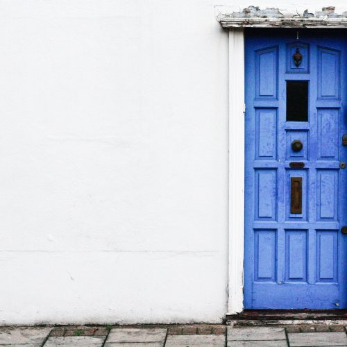 The blue door (_MG_8385)